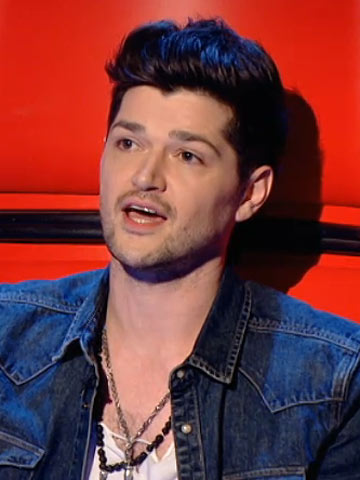 Danny O'Donoghue | The Voice | Denim jacket | Now magazine | New pictures