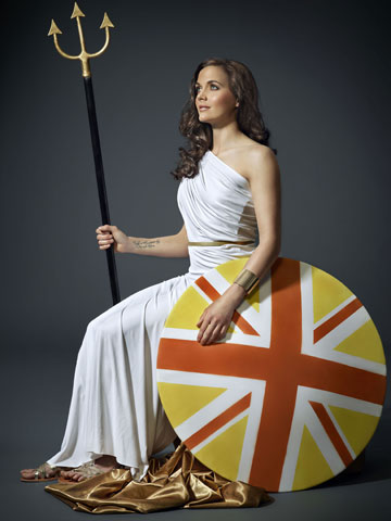 Victoria Pendleton | Hovis campaign | Now magazine | New pictures | Olympic gold