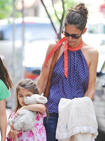 Suri Cruise and Katie Holmes | Pictures | Photos | new | celebrity news