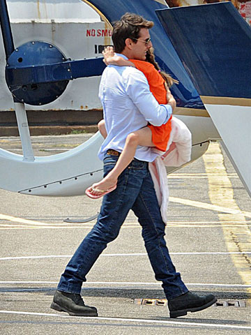 Tom and Suri Cruise | Pictures | Photos | News | Celebrity News