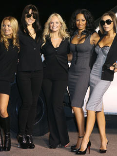Best Celeb Event: Spice Girls reunion