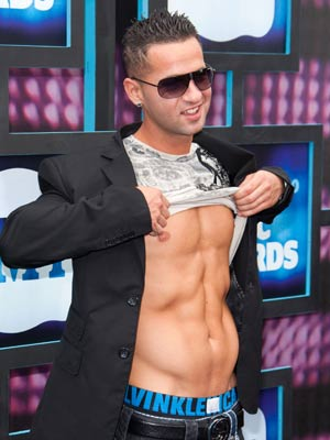 CMT Music Awards | Mike 'The Situation' Sorrentino | Celebrities | Pictures | Photos | Now Magazine