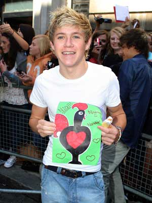 Niall Horan | One Direction | Radio 2 | Pictures | Photos | New