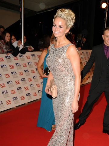 Jennifer Ellison | National Television Awards 2012 | Pictures | Photos | New | Celebrity News
