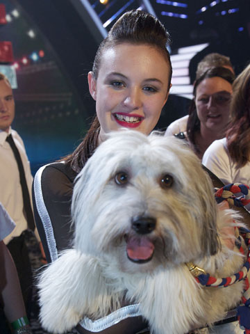 Ashleigh and Pudsey | Britain's Got Talent winner | New pictures