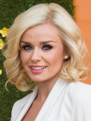 Katherine Jenkins | Celebrity hair | Pictures | New styles | Latest | Hair | Now | Photos | Hairstyles