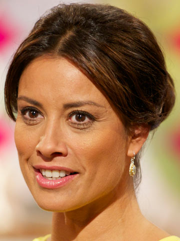 Melanie Sykes | Celebrity hair | Pictures | New styles | Latest | Hair | Now | Photos | Hairstyles