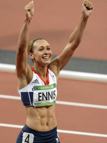 Jessica Ennis | Beauty Tips | Now Magazine | Beauty | Pictures | Celebrity gossip | Photos