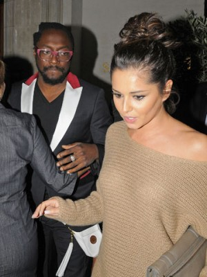 Will.i.am and Cheryl Cole | Scott's Restaurant London | Pictures | Photos | New | Celebrity News