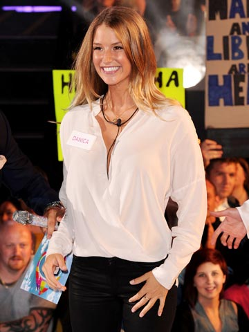 Danica Thrall | Celebrity Big Brother 2012 | Pictures | Photos | new | Celebrity News