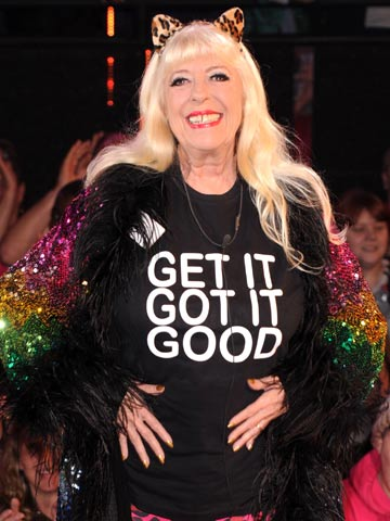 Julie Goodyear | Celebrity Big Brother 2012 | Pictures | Photos | new | Celebrity News