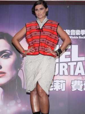 Nelly Furtado| Celebrity fashion | Worst dressed | Pictures | Now | Fashion | New | Photos | Bad Style