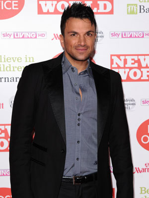 Peter Andre | News Of The World Children's Champions Awards 2011 | Pictures | Photos | New