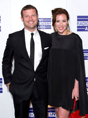 Dermot O'Leary and Dee Koppang | The Sony Radio Academy Awards 2011 | Pictures | Photos | New
