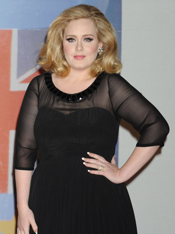 Adele | The Brit Awards 2012 | Pictures | Photos | New | Celebrity News