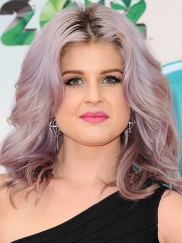 Kelly Osbourne | Celebrity hair | Pictures | New styles | Latest | Hair | Now | Photos | Hairstyles