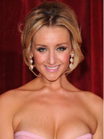 Catherine Tyldesley | British Soap Awards 2012: Celebrity Hair | Pictures | Photos | New
