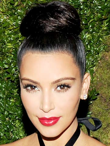 Kim Kardashian | Celebrity hair | Pictures | New styles | Latest | Hair | Now | Photos | Hairstyles