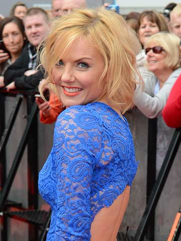 Geri Halliwell | X Factor | Beauty News | Spice Girls | Take That | Liverpool