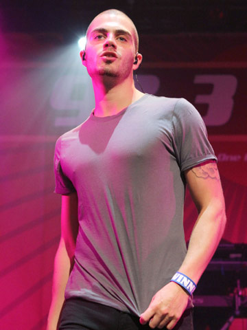 Max George | The Wanted | New York | Pictures | Photos | New | Celebrity News