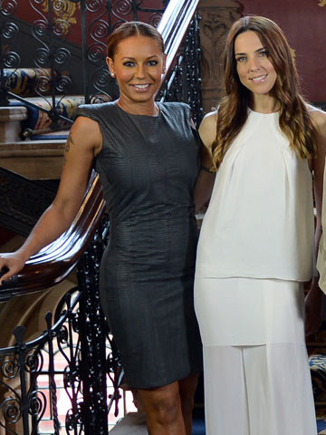 Mel B and Mel C | Viva Forever Musical Launch | Pictures | Photos | New | Celebrity News
