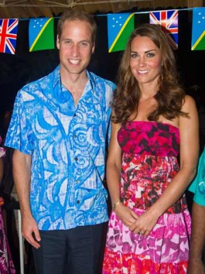 Prince William and Kate Middleton | Soloman Islands Diamond Jubilee Tour | Pictures | Photos | new | Celebrity News