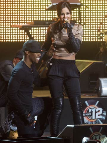Cheryl Cole and Tre Holloway | Pictures | Photos | New | Celebrity News