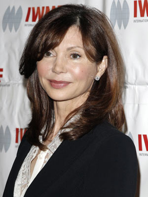 Victoria Principal | Victoria Principal at The International Womens Media Foundation Courage in Journalism Awards | Now Magazine