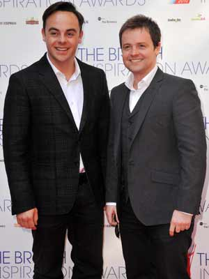 Ant and Dec | pictures | now magazine | celebrity gossip |