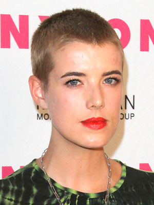 Agyness Deyn | Celebrity hair | Pictures | New styles | Latest | Hair | Now | Photos | Hairstyles