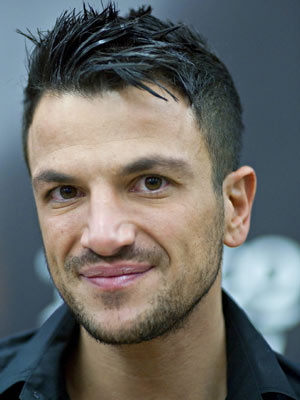 Peter Andre | Katie Price and Alex Reid's love story | Pictures | Celebrity gossip | Photos