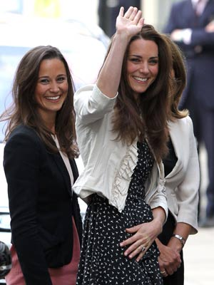 Pippa and Kate Middleton | Pictures | Photos | New