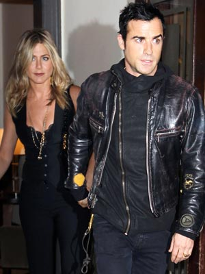 Justin Theroux Jennifer Aniston | Sony 'Five' Screening | Pictures | Photos | New | Celebrity News