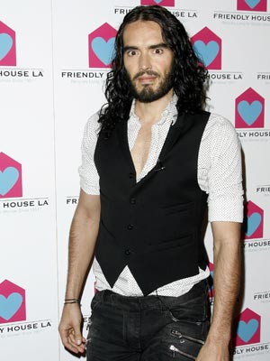 Russell Brand | Celebrity Spy 29 - 30 October 2011 | Pictures | Photos | New | Celebrity News