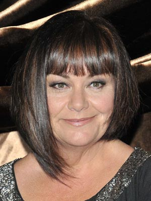 Dawn French | Celebrity hair | Pictures | New styles | Latest | Hair | Now | Photos | Hairstyles