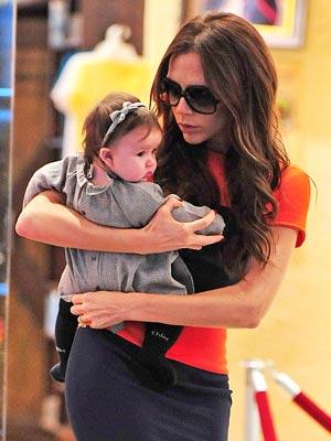 Victoria Beckham and Harper Seven Beckham   Victoria Beckham and Harper Seven Beckham in New York   Pictures   News   Celebrity News