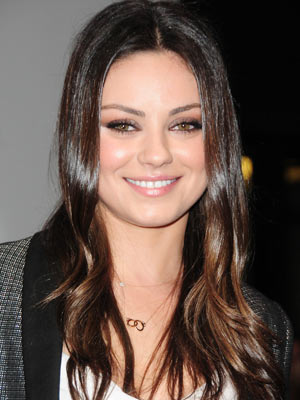 Mila Kunis | Celebrity hair | Pictures | New styles | Latest | Hair | Now | Photos | Hairstyles