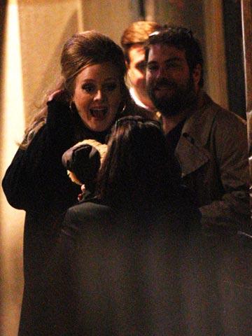 Adele: My boyfriend Simon Konecki isn't married - CelebsNow