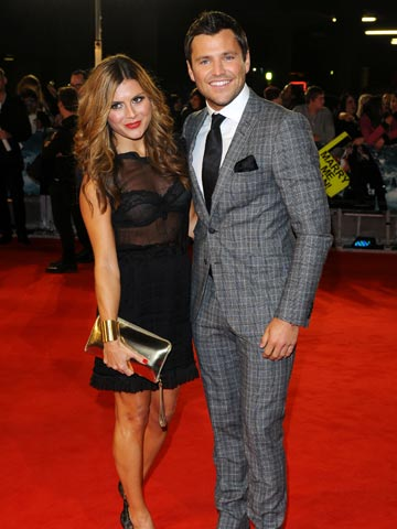 Zoe Hardman and Mark Wright   The Woman in Black Premiere   Pictures   Photos   New   Celebrity News