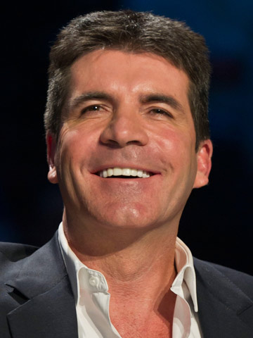 Simon Cowell | Celebrity teeth: brand new showbiz smiles | Pictures | Photos | New | Celebrity News