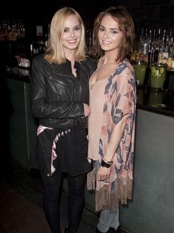 Kara Tointon and Hannah Tointon   Celebrity Spy 9 - 10 February   Pictures   Photos   New   Celebrity News