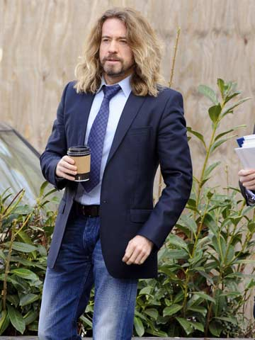 Justin Lee Collins | Celebrity Spy 31 March - 3 April | Pictures | Photos | New | Celebrity News