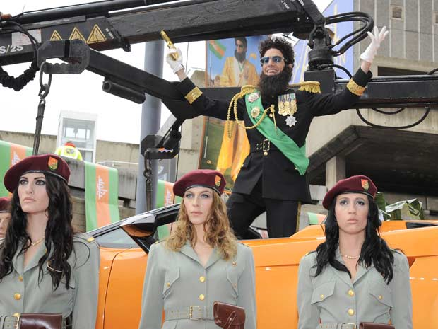 Sacha Baron Cohen | The Dictator Premiere | London | Pictures | Photos | New | Celebrity News
