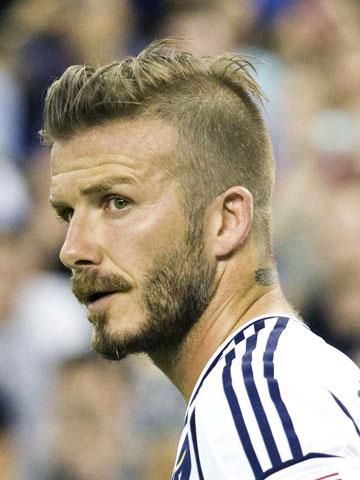 Katherine Jenkins I Spoke Out About David Beckham Affair Rumours - Hairstyle beckham 2012