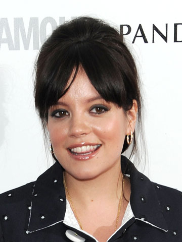 Lily Allen | Hair | Glamour Women Of The Year Awards 2012 | Pictures | Photos | New