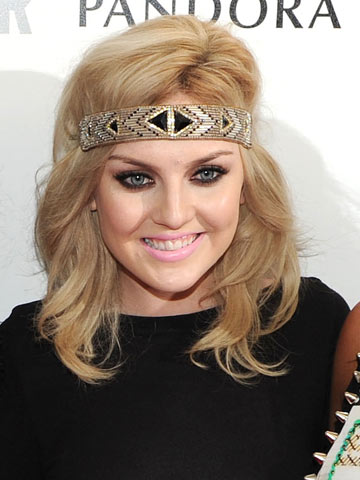 Perrie Edwards | Hair | Glamour Women Of The Year Awards 2012 | Pictures | Photos | New