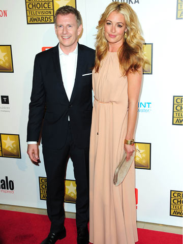 Cat Deeley And Patrick Kielty The Critics Choice Television Awards 2017 Photos New