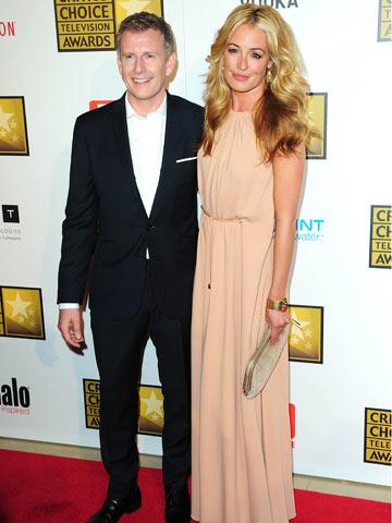 Cat Deeley and Patrick Kielty The Critics' Choice Television Awards 2012 | photos | new | celebrity news