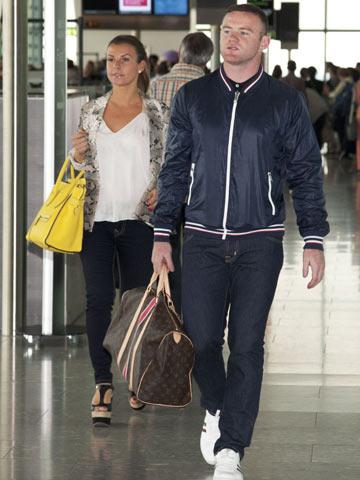 Wayne Rooney and Coleen Rooney | Celebrity Spy | New | Pictures | Photos | Celebrity News