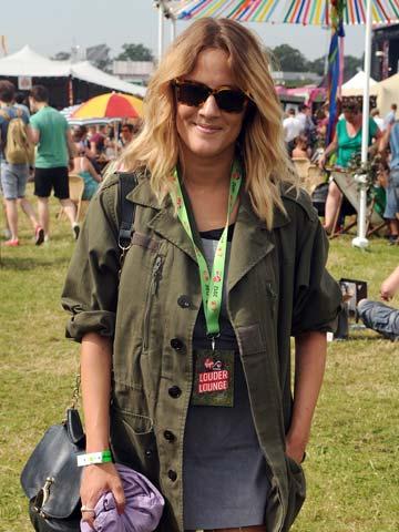 Caroline Flack | V Festival | Pictures | Photos | new | Celebrity News